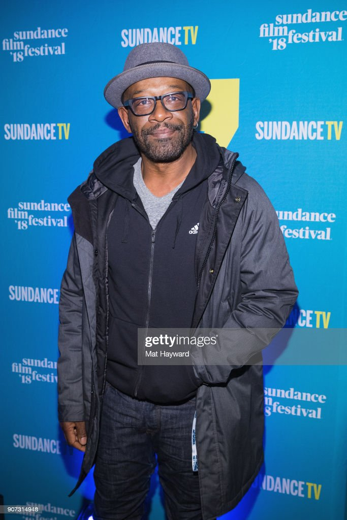 Actor Lennie James attends the 2018 Sundance Film Festival Official Kickoff Party hosted by Sundance TV at Sundance TV HQ on January 19, 2018 in Park City, Utah.