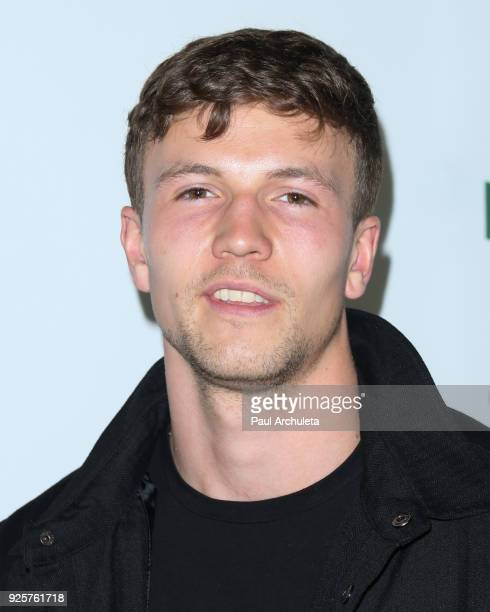 Actor Leo Suter attends the 15th annual Global Green preOscar gala on February 28 2018 in Los Angeles California