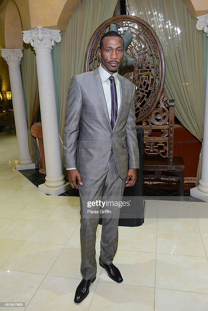 Actor Leon attends 2014 Blues In The Night on May 17, 2014 in Atlanta, Georgia.