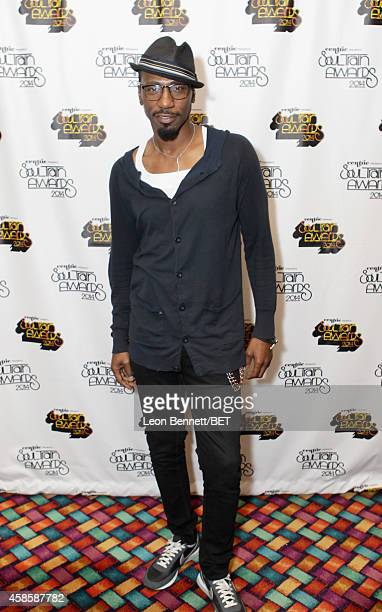 Actor Leon attends day 2 of the 2014 Soul Train Music Awards Gifting Suite at the Orleans Arena on November 7 2014 in Las Vegas Nevada