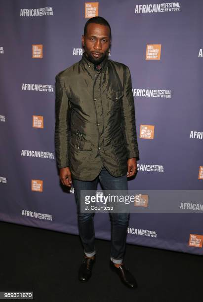 Actor Leon Robinson attends the opening night of the 25th African Film Festival at Walter Reade Theater on May 16 2018 in New York City
