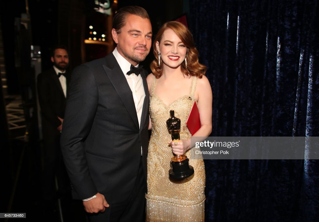 89th Annual Academy Awards - Backstage : News Photo