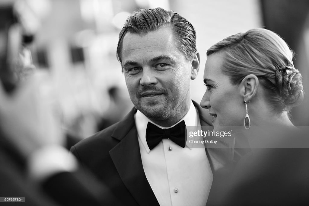 An Alternative View Of The 22nd Annual Screen Actors Guild Awards : News Photo