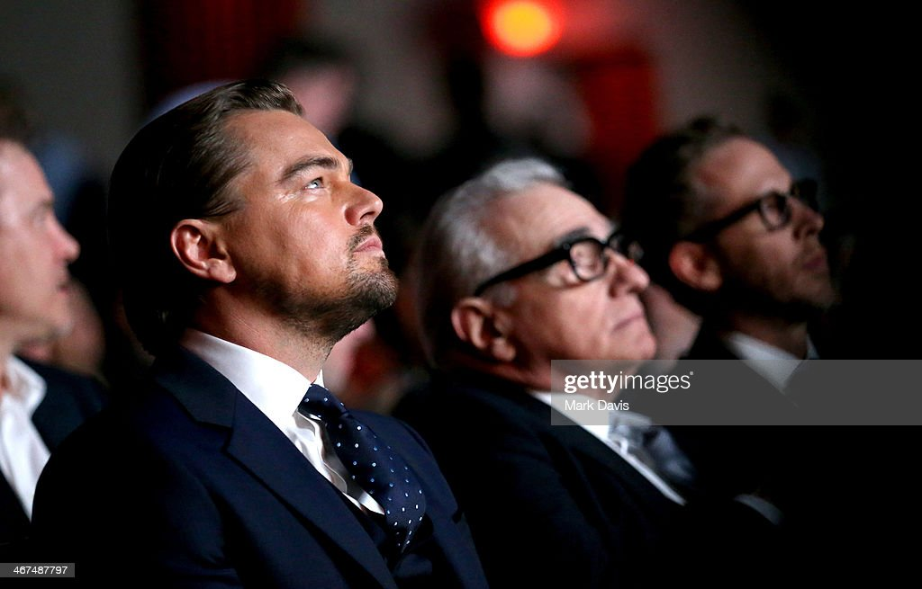 29th Santa Barbara International Film Festival -  Cinema Vanguard to Martin Scorsese and Leonardo DiCaprio : News Photo