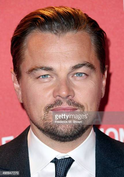 Actor Leonardo DiCaprio attends the Screen Actors Guild Foundation 30th Anniversary Celebration at the Wallis Annenberg Center for the Performing...