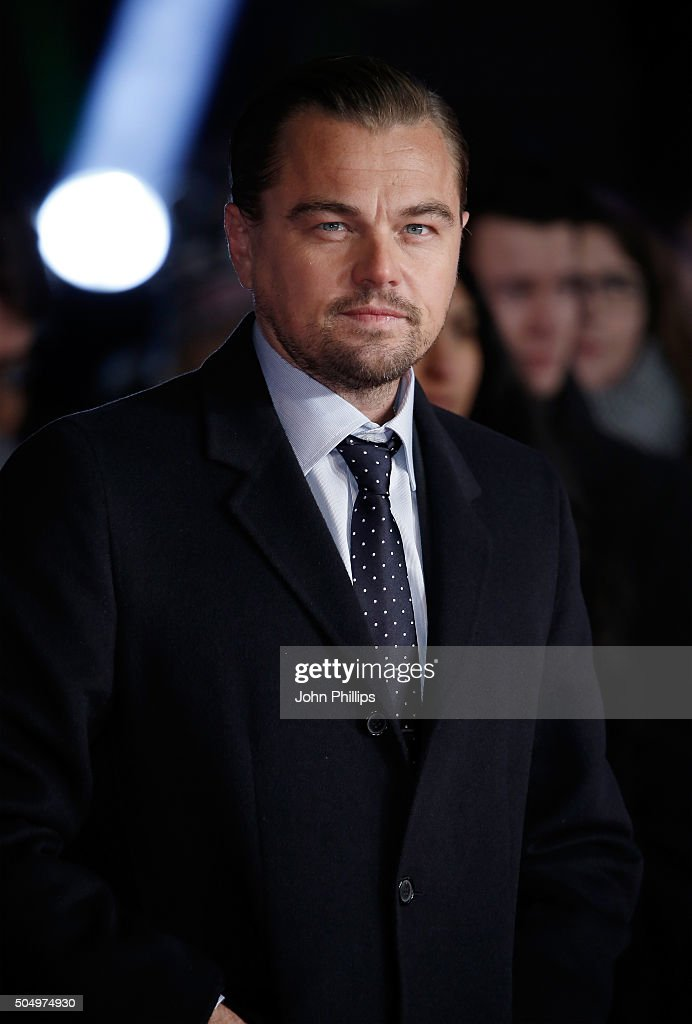 """The Revenant"" - UK Premiere - Red Carpet Arrivals"