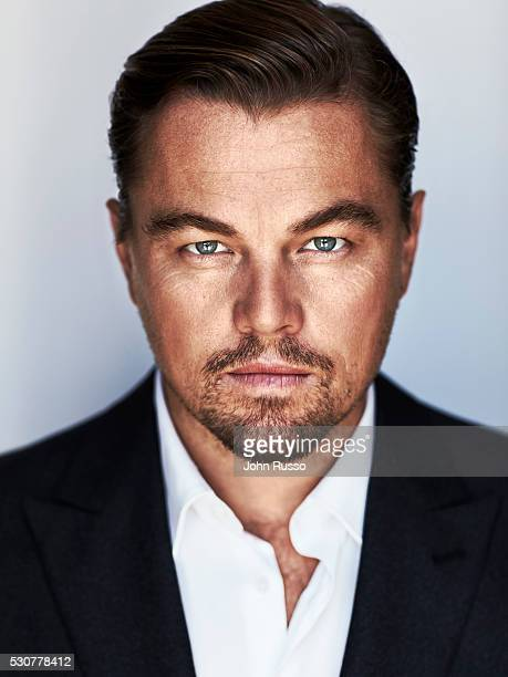 Actor Leonardo DiCaprio is photographed for 20th Century Fox on October 1 2015 in New York City