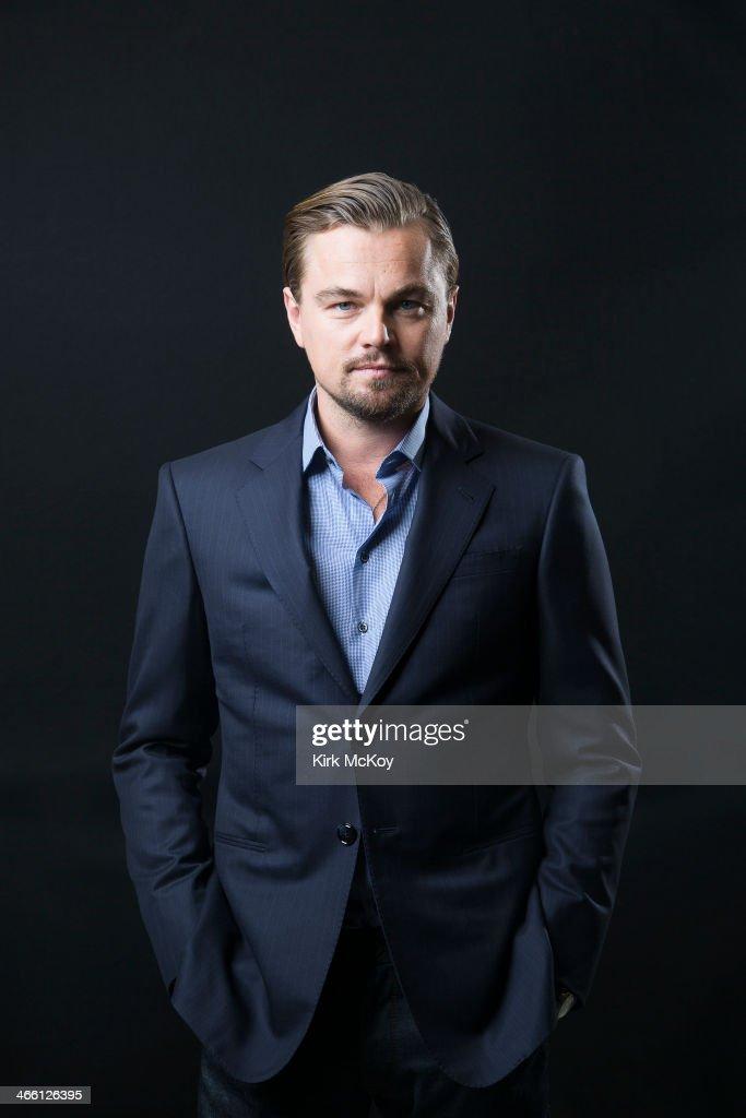 Leonardo DiCaprio, Los Angeles Times, January 30, 2014