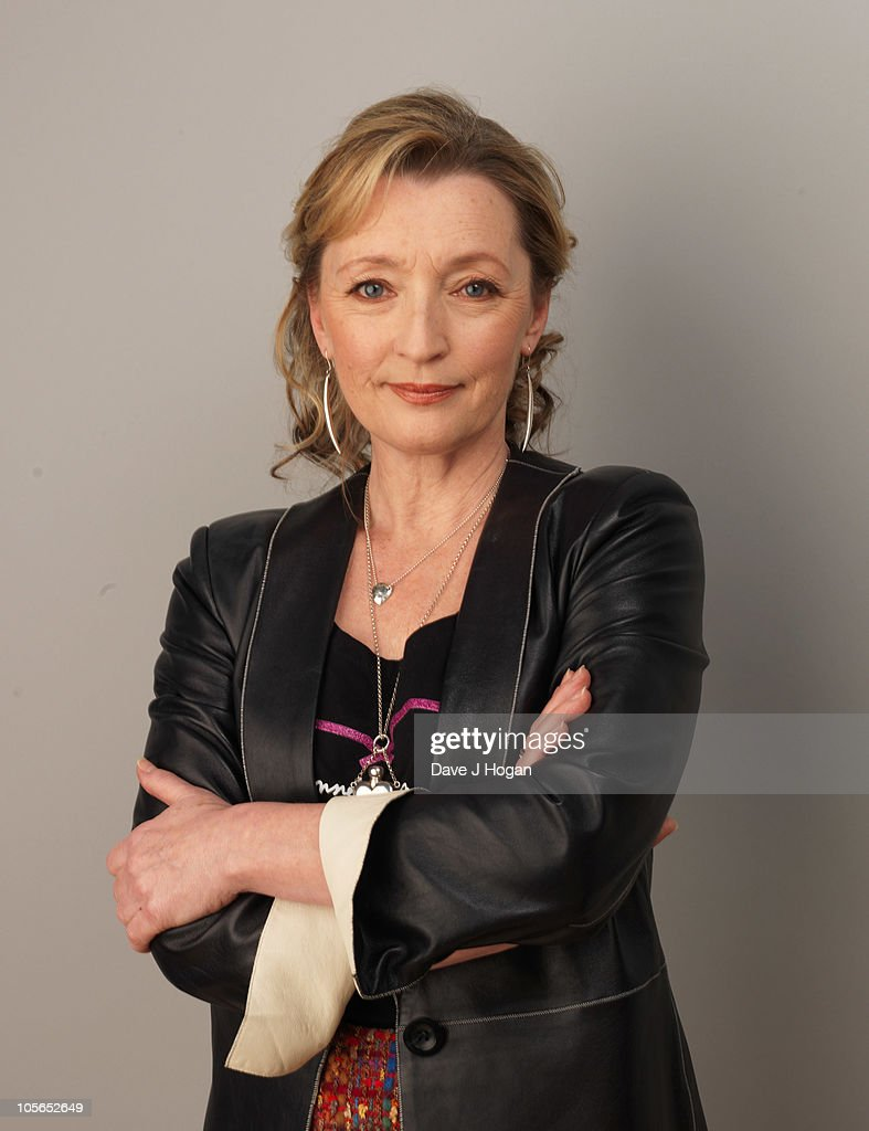 Actor Lesley Manville from Another Year poses for a portrait during The 54th BFI London Film Festival held at The Vue Leicester Square on October 18, 2010 in London, England.