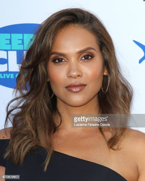 Actor LesleyAnn Brandt attends Keep It Clean Live Comedy Benefit for Waterkeeper Alliance at Avalon Hollywood on April 20 2017 in Los Angeles...