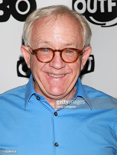 Actor Leslie Jordan attends the 2011 Outfest screening of Hollywood to Dollywood at the Directors Guild of America on July 16 2011 in Los Angeles...