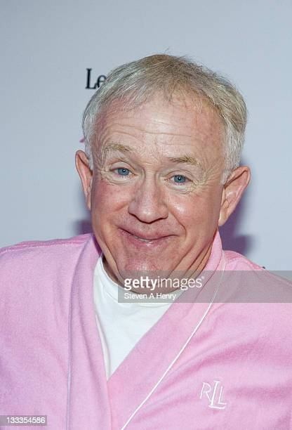 Actor Leslie Jordan attends the opening night of My Trip Down The Pink Carpet at The Midtown Theater on April 19 2010 in New York City