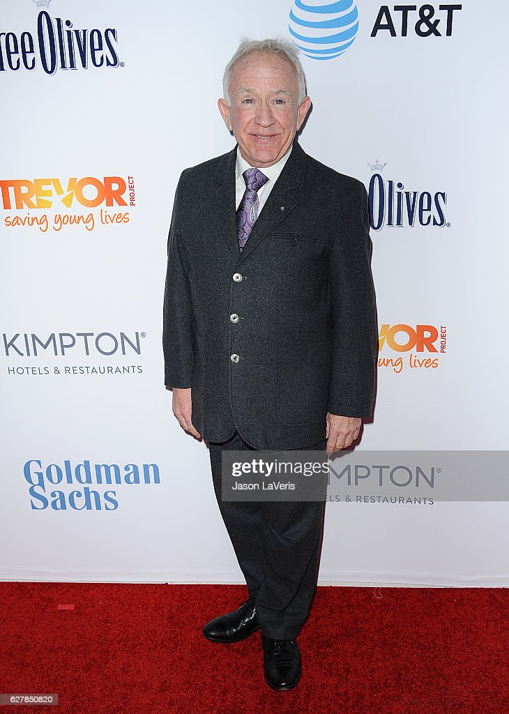 Actor Leslie Jordan attends the TrevorLIVE Los Angeles 2016 fundraiser at The Beverly Hilton Hotel on December 4, 2016 in Beverly Hills, California.