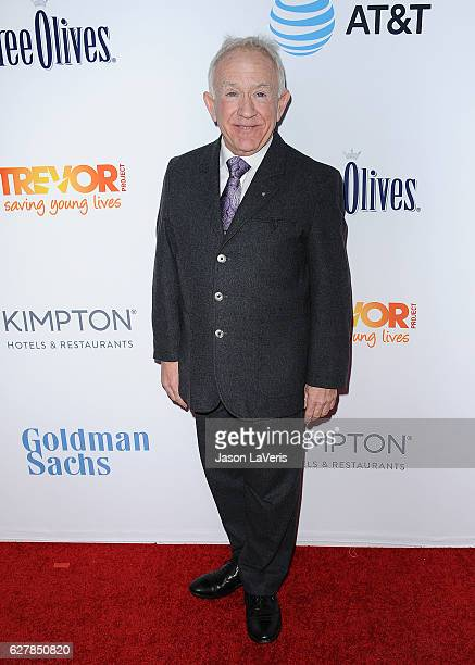 Actor Leslie Jordan attends the TrevorLIVE Los Angeles 2016 fundraiser at The Beverly Hilton Hotel on December 4 2016 in Beverly Hills California