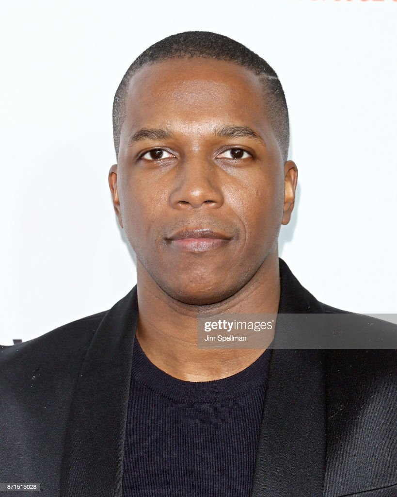 Actor Leslie Odom Jr. attends the 11th Annual Stand Up for Heroes at The Theater at Madison Square Garden on November 7, 2017 in New York City.