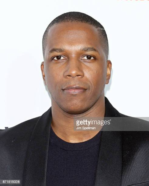 Actor Leslie Odom Jr attends the 11th Annual Stand Up for Heroes at The Theater at Madison Square Garden on November 7 2017 in New York City