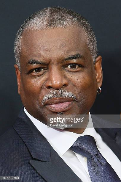 Actor LeVar Burton arrives at the 68th Annual Primetime Emmy Awards at the Microsoft Theater on September 18 2016 in Los Angeles California
