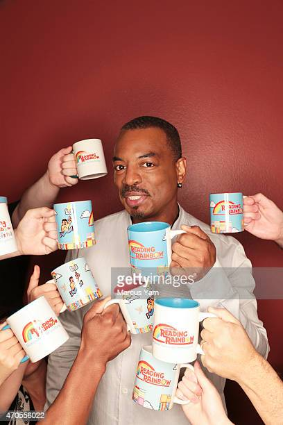 Actor LeVar Burton is photographed for Los Angeles Times on March 26 2015 in Burbank California PUBLISHED IMAGE CREDIT MUST READ Marcus Yam/Los...