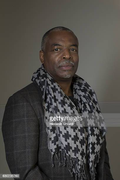 Actor LeVar Burton is photographed for Self Assignment on December 8, 2016 in Rome, Italy.