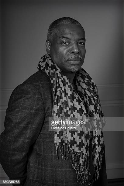 Actor LeVar Burton is photographed for Self Assignment on December 8 2016 in Rome Italy