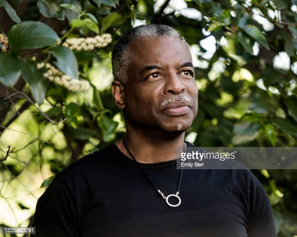 Actor LeVar Burton is photographed for the Washington Post on April 28 2020 at home in Los Angeles California PUBLISHED IMAGE