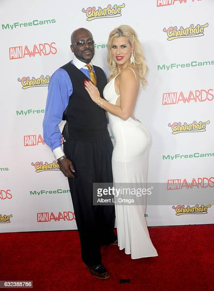 Actor Lexington Steele And Actress Savana Styles Arrive At The  News Photo Getty Images
