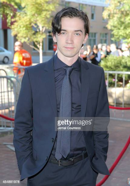 Actor Liam Aiken attends the Ned Rifle premiere during the 2014 Toronto International Film Festival at Ryerson Theatre on September 7 2014 in Toronto...