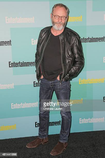 Actor Liam Cunningham arrives at the Entertainment Weekly celebration at Float at Hard Rock Hotel San Diego on July 11 2015 in San Diego California