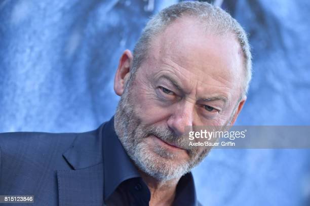 Actor Liam Cunningham arrives at the premiere of HBO's 'Game Of Thrones' Season 7 at Walt Disney Concert Hall on July 12 2017 in Los Angeles...