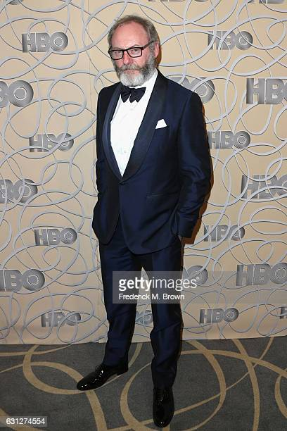 Actor Liam Cunningham attends HBO's Official Golden Globe Awards After Party at Circa 55 Restaurant on January 8 2017 in Beverly Hills California