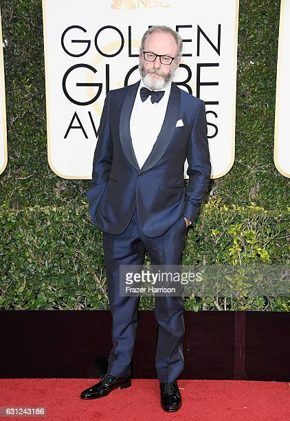 Actor Liam Cunningham attends the 74th Annual Golden Globe Awards at The Beverly Hilton Hotel on January 8 2017 in Beverly Hills California