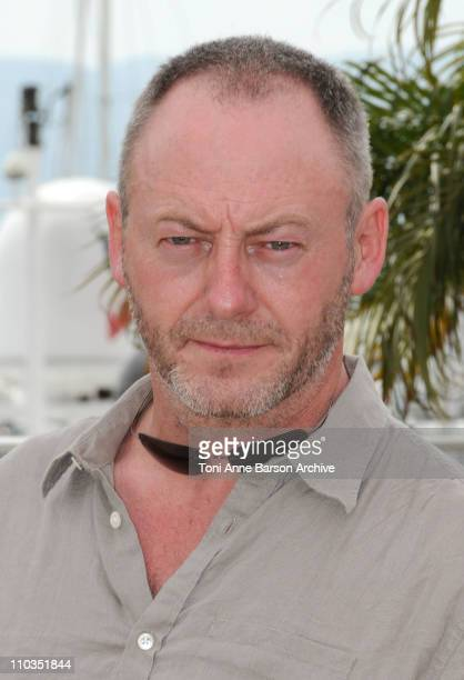 Actor Liam Cunningham attends the 'Hunger' photocall during the 61st Cannes International Film Festival on May 15 2008 in Cannes France