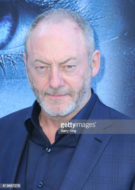 Actor Liam Cunningham attends the Premiere of HBO's 'Game Of Thrones' Season 7 at Walt Disney Concert Hall on July 12 2017 in Los Angeles California