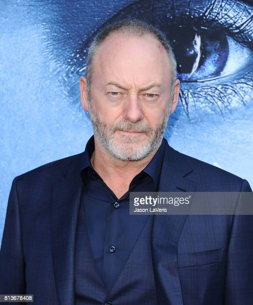 Actor Liam Cunningham attends the season 7 premiere of 'Game Of Thrones' at Walt Disney Concert Hall on July 12 2017 in Los Angeles California