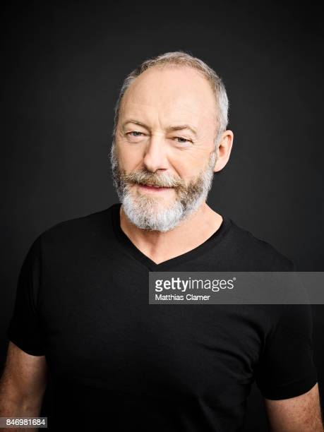 Actor Liam Cunningham from 'Game of Thrones' is photographed for Entertainment Weekly Magazine on July 22 2016 at Comic Con in the Hard Rock Hotel in...