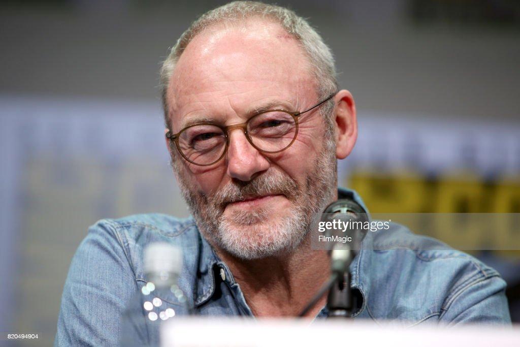 """Game of Thrones"" Comic Con Panel 2017 : News Photo"