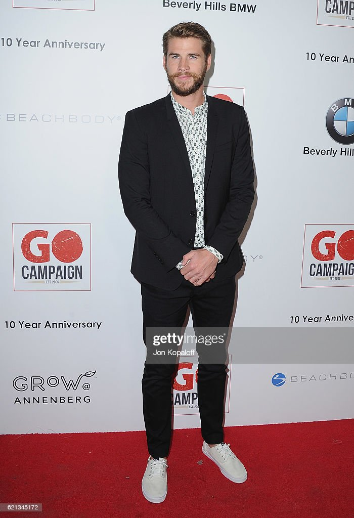 10th Annual GO Campaign Gala - Arrivals : News Photo