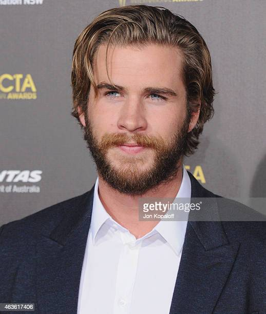 Actor Liam Hemsworth arrives at the 2015 G'Day USA Gala Featuring The AACTA International Awards Presented By Quantas at Hollywood Palladium on...