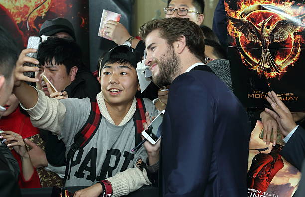 Los Juegos Del Hambre Sinsajo Part 2 Beijing Premiere Photos And