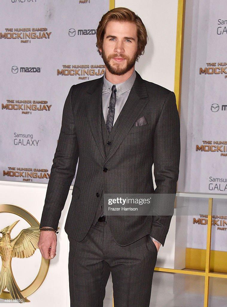 "Premiere Of Lionsgate's ""The Hunger Games: Mockingjay - Part 1"" - Arrivals"