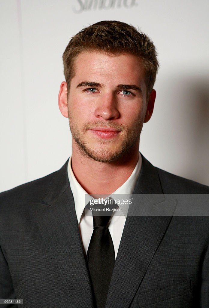 Actor Liam Hemsworth backstage during the 12th annual Young Hollywood Awards sponsored by JC Penney , Mark. & Lipton Sparkling Green Tea held at the Ebell of Los Angeles on May 13, 2010 in Los Angeles, California.