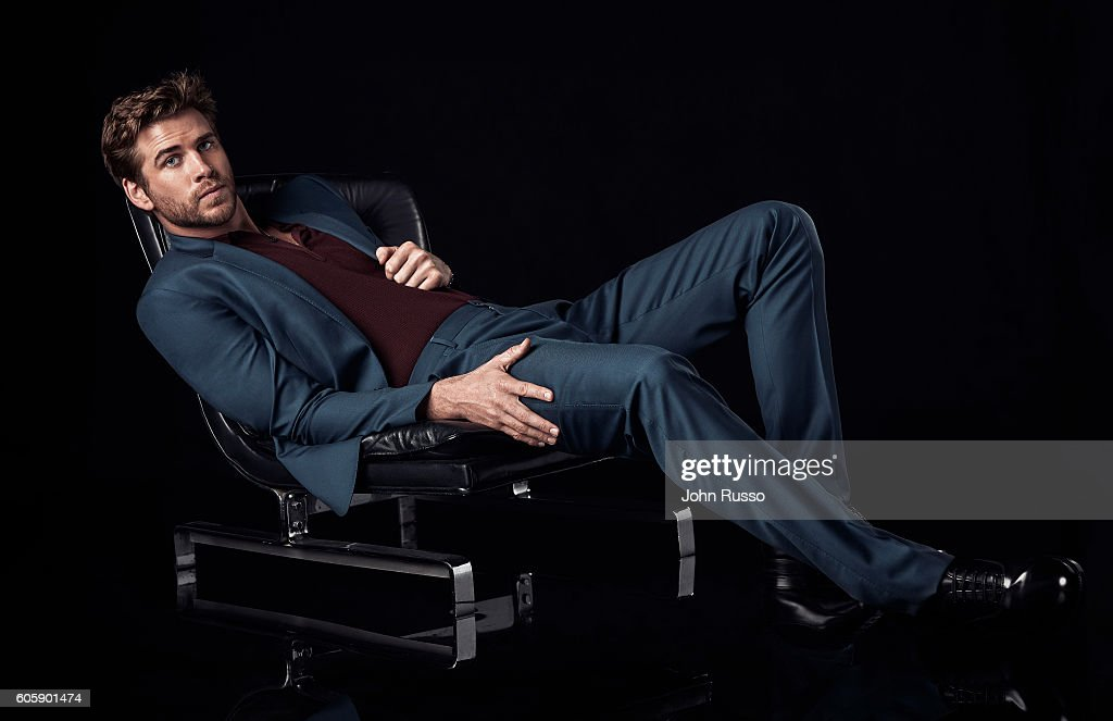 Liam Hemsworth, ICON, September 1, 2016