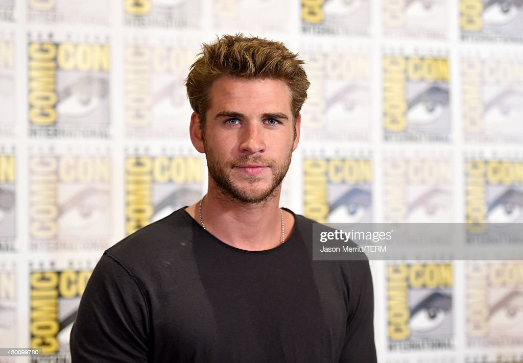Comic-Con International 2015 - Lionsgate Press Room : News Photo