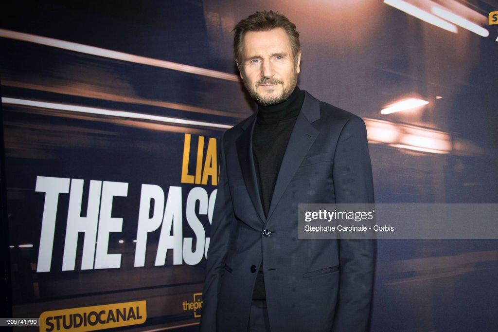 """""""The Passenger"""" Paris Premiere At UGC Normandie"""