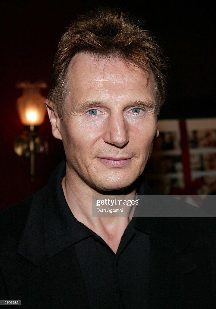 Liam Neeson : ニュース写真