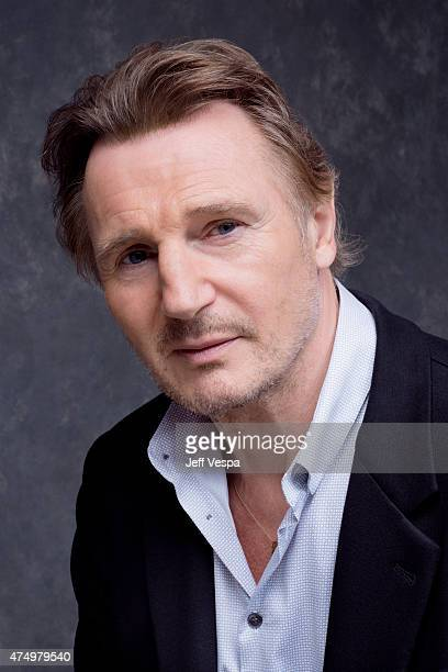 Actor Liam Neeson is photographed at the Toronto Film Festival on September 10 2013 in Toronto Ontario