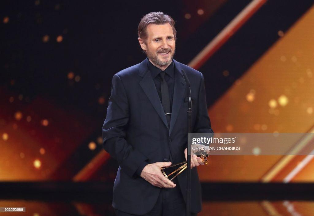 GERMANY-MEDIA-TV-AWARD : News Photo