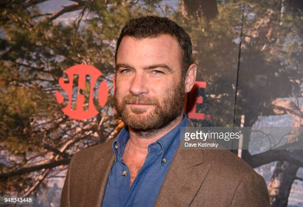 Actor Liev Schreiber arrives at the Ray Donovan FYC Screening and Panel at The New Museum on April 18 2018 in New York City