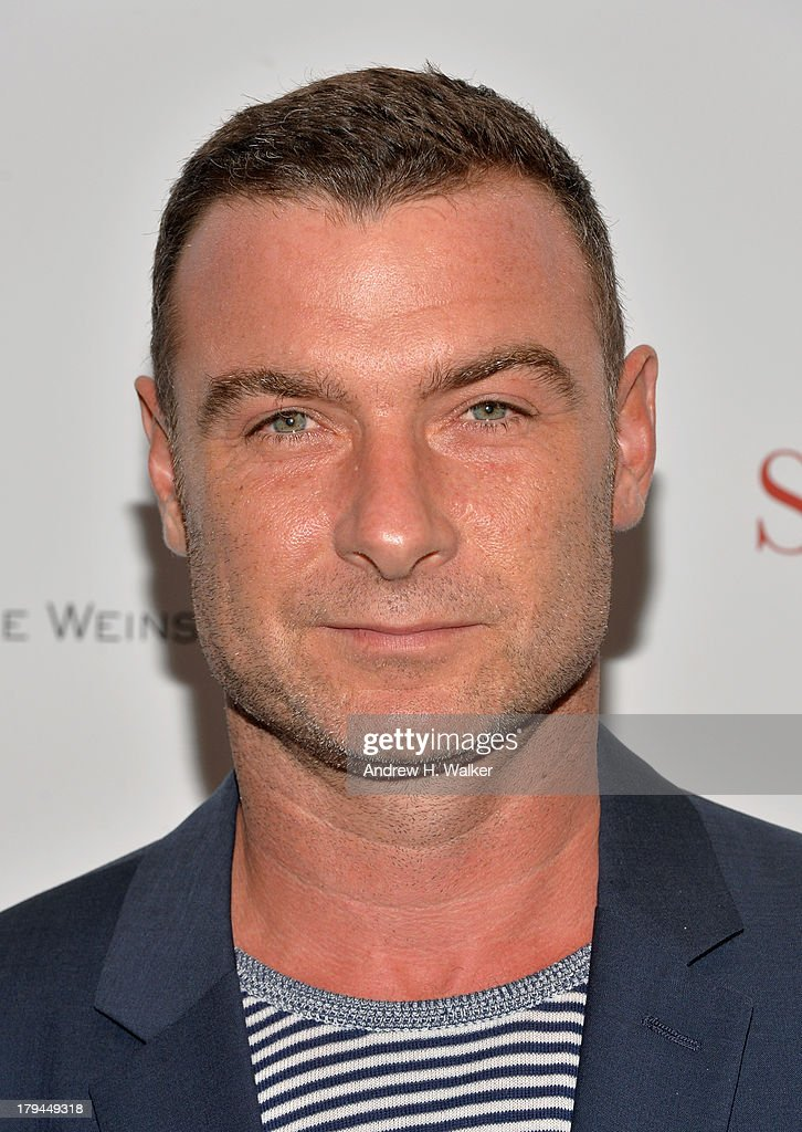 Actor Liev Schreiber attends the New York Screening of 'Salinger' at the Museum of Modern Art on September 3, 2013 in New York City.