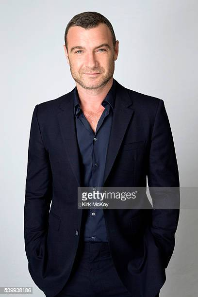 Actor Liev Schreiber is photographed for Los Angeles Times on April 25 2016 in Los Angeles California PUBLISHED IMAGE CREDIT MUST READ Kirk McKoy/Los...